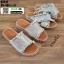 รองเท้าแตะสุขภาพหน้าเพชร ST612-GLD [สีทอง] thumbnail 5