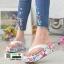 รองเท้าแตะคีบญี่ปุ่น V1009-ขาว [สีขาว] thumbnail 1
