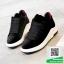 รองเท้าผ้าใบนำเข้าสุคชิค พื้นยางอย่างดี (สีดำ ) thumbnail 3