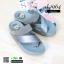 รองเท้าสุขภาพเพื่อ แบบสวมโป้ง L1964-GRY [สีเทา] thumbnail 2