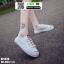 รองเท้าผ้าใบสวมเปิดท้าย ST5520-PNK [สีชมพู] thumbnail 3