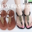 รองเท้าแตะ หูหนีบ ipomoea G-1280-BWN [สีน้ำตาล] thumbnail 4