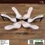 รองเท้าส้นสูงแบบสวม 17-5116-BLK [สีดำ] thumbnail 4