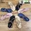รองเท้าแตะลำลองรัดส้น 1017-4-NVB [สีกรม] thumbnail 2