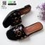 รองเท้าแตะ งานใหม่ล่าสุด 1025-8-ดำ [สีดำ] thumbnail 3