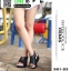 รองเท้าลำลองรัดส้น สไตล์สุขภาพ 981-93-BLK [สีดำ] thumbnail 3