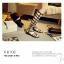 รองเท้าแกลดิเอเตอร์ แบบยาว G-953-BLK [สีดำ] thumbnail 2