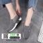รองเท้าผ้าใบไร้เชือก chanel sneaker 8202-301-GRY [สีเทา] thumbnail 2