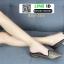 รองเท้าลำลองเปิดส้น ทรงหัวแหลม B55-354-GLD [สีทอง] thumbnail 3