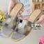 รองเท้าแตะหน้า H J332-GREY [สีเทา] thumbnail 3