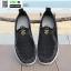 รองเท้าผ้าใบเพื่อสุขภาพ 605-BLK [สีดำ] thumbnail 3