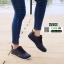 รองเท้าผ้าใบ ทรงสปอร์ต SM9026-BLK [สีดำ] thumbnail 3
