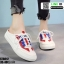 รองเท้าผ้าใบเปิดท้าย ST8812-RED [สีแดง] thumbnail 1