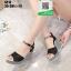 รองเท้าทรงเตารีดแบบรัดข้อ ST13-BLK [สีดำ] thumbnail 1