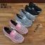 รองเท้าผ้าใบเสริมส้นแบบสวม ST8031-GRA [สีเทา] thumbnail 3