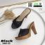 รองเท้าส้นสูงเสริมหน้า 3006-50-BLK [สีดำ] thumbnail 1