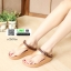 รองเท้าเพื่อสุขภาพฟิทฟลอป แบบหนีบ คาดเข็มขัด L2092-GLD [สีทอง] thumbnail 1