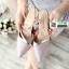 รองเท้าส้นสูงกากเพชรนำเข้า AMG-0003-GLD [สีทอง] thumbnail 4