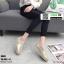 รองเท้าผ้าใบแบบสวม งานสไตล์ Tom's M003-GLD [สีทอง] thumbnail 1