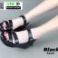 รองเท้า platform สไตล์เกาหลี G806-BLK [สีดำ] thumbnail 3