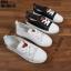 รองเท้าผ้าใบแฟชั่น ST14-BLK [สีBLK] thumbnail 4