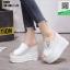 รองเท้าแบบสวมส้นเตารีด ST20-WHI [สีขาว] thumbnail 1