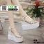 รองเท้าทรงเตารีดแบบรัดข้อ ST10-WHI [สีขาว] thumbnail 2