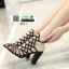 รองเท้าส้นสูง สไตล์แบรนด์ SCHUZ 915-1-BLACK [สีดำ ] thumbnail 4