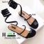 รองเท้าแตะแตะพันขา Q-03-ดำ [สีดำ] thumbnail 2