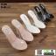 รองเท้าส้นเตารีด สไตล์เกาหลี 18-1403-BLK [สีดำ] thumbnail 4