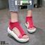 รองเท้าแฟชั่นลำลองสไตน์เกาหลี ST1708-PNK [สีชมพู] thumbnail 2