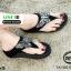 รองเท้าแตะรองเท้าสุขภาพแบบหูคีบ TA106-BLK [สีดำ] thumbnail 1