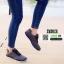 รองเท้าผ้าใบ ทรงสปอร์ต SM9026-GRY [สีเทา] thumbnail 2