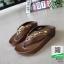 รองเท้าสุขภาพ อีกตัวที่แนะนำในความเลิศ นิ่มมาก Y122-น้ำตาล [สีน้ำตาล ] thumbnail 2