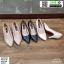 รองเท้าคัชชูหนังลายวัว K9080-CRM [สีครีม] thumbnail 5