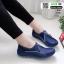 รองเท้าผ้าใบเกาหลี soft&comfort 8262-น้ำเงิน [สีน้ำเงิน] thumbnail 1