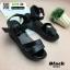 รองเท้า platform สไตล์เกาหลี G806-BLK [สีดำ] thumbnail 1