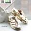 รองเท้าสุขภาพพื้นนิ่มใส่สบาย PF2064-GLD [สีทอง] thumbnail 3