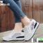 รองเท้าผ้าใบเสริมส้น ST010-BLK [สีดำ] thumbnail 1