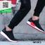 รองเท้าผ้าใบแฟชั่น W1012-BLK [สีดำ] thumbnail 3