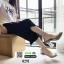รองเท้าส้นสูงนำเข้า Crystal high-heeled shoes 0291-SILVER [สีเงิน] thumbnail 4