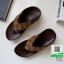 รองเท้าเพื่อสุขภาพฟิทฟลอบ YT123-น้ำตาล [สีน้ำตาล ] thumbnail 3