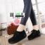 รองเท้าผ้าใบสไตล์เกาหลี 99-63-ดำ [สีดำ] thumbnail 1