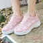 รองเท้าผ้าใบแฟชั่น 512-PNK [สีชมพู] thumbnail 7
