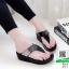 รองเท้าสุขภาพเสริมบุคลิกภาพ 317-1-ดำ [สีดำ] thumbnail 1