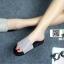 รองเท้าแตะสวมเพชร RU30-BLK [สีดำ] thumbnail 4