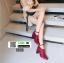 รองเท้าบูทหัวแหลม งานสวยปังมากค่ะ 0808-RED [สีแดง] thumbnail 3