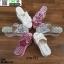 รองเท้าแบบสวมส้นเตารีด ST05-PNK [สีชมพู] thumbnail 5