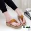 รองเท้าสุขภาพเสริมบุคลิกภาพ 317-1-ทอง [สีทอง] thumbnail 1