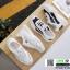 รองเท้าผ้าใบเสริมส้น ทรง Sport G-1414-BLK [สีดำ] thumbnail 5